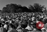 Image of Ben Hogan with military escorts at 1953 golf Masters Tournament Augusta Georgia USA, 1953, second 40 stock footage video 65675050719