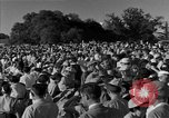 Image of Ben Hogan with military escorts at 1953 golf Masters Tournament Augusta Georgia USA, 1953, second 41 stock footage video 65675050719