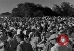 Image of Ben Hogan with military escorts at 1953 golf Masters Tournament Augusta Georgia USA, 1953, second 43 stock footage video 65675050719