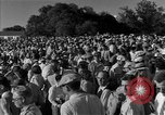 Image of Ben Hogan with military escorts at 1953 golf Masters Tournament Augusta Georgia USA, 1953, second 44 stock footage video 65675050719