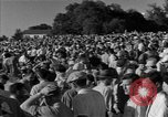 Image of Ben Hogan with military escorts at 1953 golf Masters Tournament Augusta Georgia USA, 1953, second 45 stock footage video 65675050719