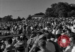 Image of Ben Hogan with military escorts at 1953 golf Masters Tournament Augusta Georgia USA, 1953, second 46 stock footage video 65675050719
