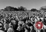 Image of Ben Hogan with military escorts at 1953 golf Masters Tournament Augusta Georgia USA, 1953, second 49 stock footage video 65675050719
