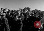 Image of Ben Hogan with military escorts at 1953 golf Masters Tournament Augusta Georgia USA, 1953, second 60 stock footage video 65675050719