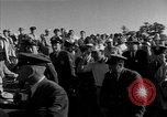 Image of Ben Hogan with military escorts at 1953 golf Masters Tournament Augusta Georgia USA, 1953, second 61 stock footage video 65675050719