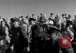 Image of Ben Hogan with military escorts at 1953 golf Masters Tournament Augusta Georgia USA, 1953, second 62 stock footage video 65675050719