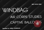 Image of barrage balloon United States USA, 1941, second 1 stock footage video 65675050730