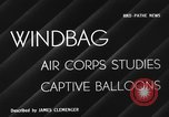 Image of barrage balloon United States USA, 1941, second 3 stock footage video 65675050730