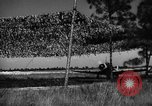 Image of camouflaged net United States USA, 1941, second 54 stock footage video 65675050731