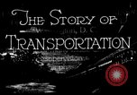 Image of means of transport United States USA, 1928, second 12 stock footage video 65675050743