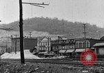 Image of electric locomotive Mullens West Virginia USA, 1928, second 13 stock footage video 65675050756