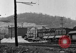 Image of electric locomotive Mullens West Virginia USA, 1928, second 14 stock footage video 65675050756