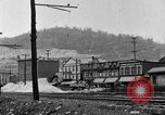 Image of electric locomotive Mullens West Virginia USA, 1928, second 15 stock footage video 65675050756