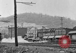 Image of electric locomotive Mullens West Virginia USA, 1928, second 16 stock footage video 65675050756