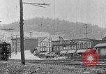 Image of electric locomotive Mullens West Virginia USA, 1928, second 18 stock footage video 65675050756