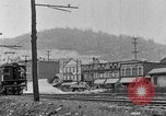 Image of electric locomotive Mullens West Virginia USA, 1928, second 19 stock footage video 65675050756