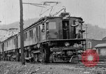 Image of electric locomotive Mullens West Virginia USA, 1928, second 24 stock footage video 65675050756