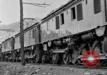 Image of electric locomotive Mullens West Virginia USA, 1928, second 26 stock footage video 65675050756