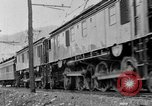 Image of electric locomotive Mullens West Virginia USA, 1928, second 28 stock footage video 65675050756