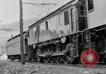 Image of electric locomotive Mullens West Virginia USA, 1928, second 30 stock footage video 65675050756