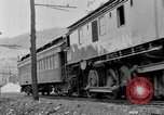Image of electric locomotive Mullens West Virginia USA, 1928, second 31 stock footage video 65675050756