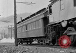 Image of electric locomotive Mullens West Virginia USA, 1928, second 32 stock footage video 65675050756