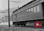 Image of electric locomotive Mullens West Virginia USA, 1928, second 33 stock footage video 65675050756