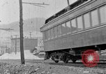 Image of electric locomotive Mullens West Virginia USA, 1928, second 34 stock footage video 65675050756