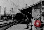 Image of electric train Brazil, 1928, second 15 stock footage video 65675050757