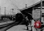Image of electric train Brazil, 1928, second 16 stock footage video 65675050757