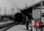 Image of electric train Brazil, 1928, second 17 stock footage video 65675050757