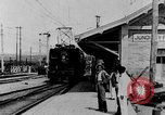 Image of electric train Brazil, 1928, second 19 stock footage video 65675050757