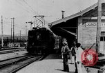 Image of electric train Brazil, 1928, second 20 stock footage video 65675050757