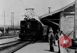 Image of electric train Brazil, 1928, second 21 stock footage video 65675050757