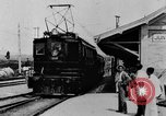 Image of electric train Brazil, 1928, second 23 stock footage video 65675050757