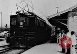 Image of electric train Brazil, 1928, second 24 stock footage video 65675050757
