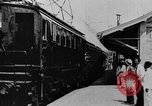 Image of electric train Brazil, 1928, second 26 stock footage video 65675050757