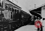 Image of electric train Brazil, 1928, second 27 stock footage video 65675050757