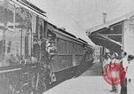 Image of electric train Brazil, 1928, second 28 stock footage video 65675050757