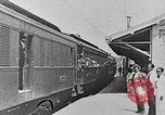 Image of electric train Brazil, 1928, second 31 stock footage video 65675050757