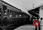 Image of electric train Brazil, 1928, second 33 stock footage video 65675050757