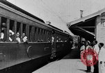 Image of electric train Brazil, 1928, second 34 stock footage video 65675050757