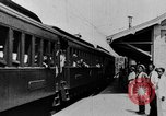 Image of electric train Brazil, 1928, second 35 stock footage video 65675050757