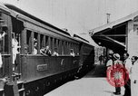 Image of electric train Brazil, 1928, second 36 stock footage video 65675050757