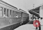Image of electric train Brazil, 1928, second 37 stock footage video 65675050757