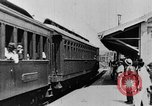 Image of electric train Brazil, 1928, second 38 stock footage video 65675050757