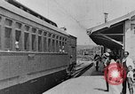 Image of electric train Brazil, 1928, second 40 stock footage video 65675050757