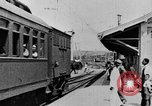 Image of electric train Brazil, 1928, second 41 stock footage video 65675050757