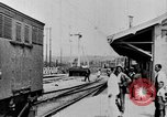 Image of electric train Brazil, 1928, second 42 stock footage video 65675050757