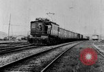 Image of electric train Brazil, 1928, second 48 stock footage video 65675050757